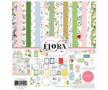 Carta Bella Flora No.4 12x12 Inch Collection Kit (CBFLN135016)