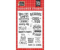 Echo Park School is Cool Clear Stamps (SCH243044)