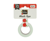 Echo Park Washi Tape Apples (SCH243027)