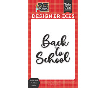 Echo Park Script Back To School Designer Dies (SCH243041)