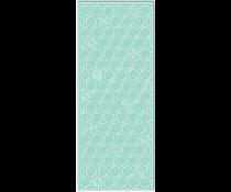 LDRS Creative Honeycomb Cover Plate Slim Line Dies (LDRS8201)