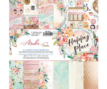 Memory Place Happy Place 6x6 Inch Paper Pack (MP-60505)