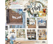 Memory Place Play! 12x12 Inch Paper Pack (MP-60488)