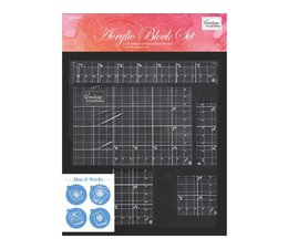 Couture Creations Acrylic Block Set (CO727749)