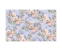 Re-Design with Prima Lavender Fleur 19x30 Inch Tissue Paper (652319)