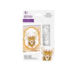 Gemini A Deer Friend Stamp & Die (GEM-STD-DEERF)