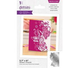 Gemini Afternoon Tea Create-a-Card Dies (GEM-MD-CAD-ASDCOL)