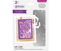 Gemini Statement Rose Create-a-Card Dies (GEM-MD-CAD-STAR)