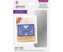 Gemini Graceful Butterfly Create-a-Card Dies (GEM-MD-CAD-GRBU)