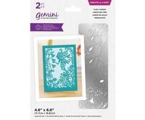 Gemini Fairy Garden Create-a-Card Dies (GEM-MD-CAD-FAGA)