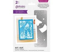 Gemini Champagne Celebrations Create-a-Card Dies (GEM-MD-CAD-CHCE)