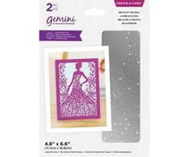 Gemini Belle of the Ball Create-a-Card Dies (GEM-MD-CAD-BOTB)