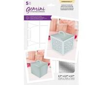 Gemini Handled Favour Box Dimensionals Die & Stencil (GEM-MD-DIM-HAN)