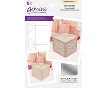 Gemini Ornate Favour Box Dimensionals Die & Stencil (GEM-MD-DIM-ORN)