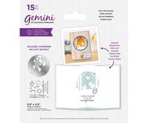 Gemini Into the Woods Stamp & Die (GEM-STD-INTWOO)