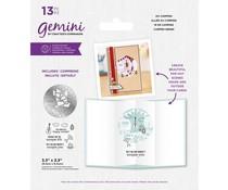 Gemini Go Camping Stamp & Die (GEM-STD-GOCAMP)