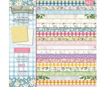 Crafter's Companion Farmhouse 6x6 Inch Paper Pad (NG-FH-PAD6)