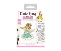 Crafter's Companion Angel Inspiration Twinkle Angel Stamp & Die (CF-STD-TWAN)