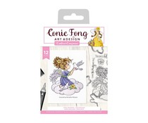 Crafter's Companion Angel Inspiration Angel Messenger Stamp & Die (CF-STD-ANME)