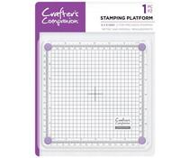Crafter's Companion Stamping 6x6 Inch Platform (CC-TOOL-STPLAT6)