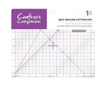 Crafter's Companion Self Healing 12x9 Inch Cutting Mat (CC-TOOL-CMAT-9)