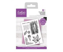 Crafter's Companion Into the Woods Clear Stamps (CC-STP-ITWO)