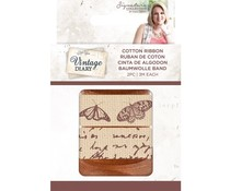 Crafter's Companion Vintage Diary Cotton Ribbon Pack (S-VD-RIB-COT)