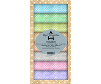 Paper Favourites Pastel Dots Slim Paper Pack (PFS011)
