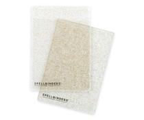 Spellbinders Glitter Standard Cutting Platinum Plates (PL-117)