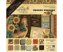 Graphic 45 French Country Deluxe Collector's Edition (4501579)