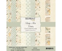 Reprint Baby´s First Clothes Collection 12x12 Inch Paper Pack (CRP038)