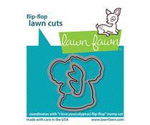 Lawn Fawn I Love You (calyptus) Flip-Flip Dies (LF2565)