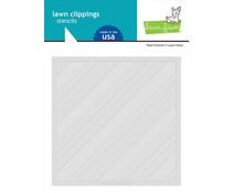 Lawn Fawn Plaid Stencils (LF2576)