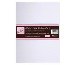 Anita's A4 Parchment Vellum Plain White (10pcs) (ANT 162003)