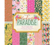 Dovecraft Finding Paradise 12x12 Inch Paper Pack (DCPAP163)