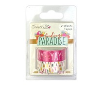 Dovecraft Finding Paradise Washi Tapes (DCWST023)