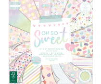 First Edition Oh So Sweet 12x12 Paper Pad (FEPAD227)