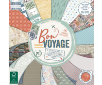 First Edition Bon Voyage 8x8 Inch Paper Pad (FEPAD231)