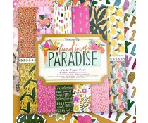 Dovecraft Finding Paradise 6x6 Inch Paper Pack (DCPAP165)