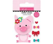 Bella BLVD Pretty Piggy Bella-pops (BB2389)