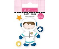 Bella BLVD Space Boy Bella-pops (BB2411)
