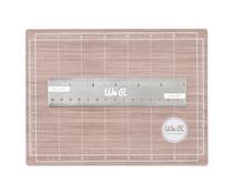 We R Memory Keepers Mini Magnetic Mat & Ruler Basic Tools (71092-9)
