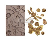 Re-Design with Prima Mechanical Insectica 5x8 Inch Mould (652142)