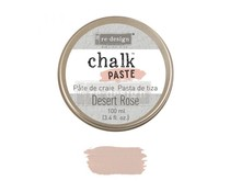 Re-Design with Prima Desert Rose Chalk Paste (651732)