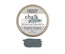 Re-Design with Prima English Drapery Chalk Paste (651800)