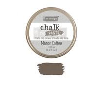 Re-Design with Prima Manor Coffee Chalk Paste (651725)