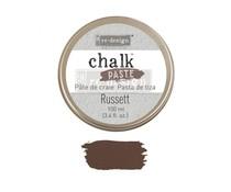 Re-Design with Prima Russett Chalk Paste (651763)
