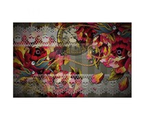 Re-Design with Prima Ink & Lace 19x30 Inch Décor Tissue Paper (654306)