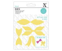Xcut Dies Bow Set (XCU 503479)