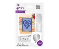 Gemini Endless Love Stamp & Die (GEM-STD-ELOV)